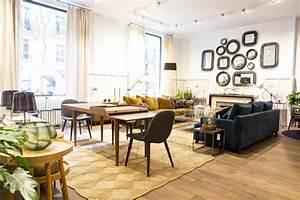 nouvelle boutique ampm avenue victor hugo a paris With tapis shaggy avec ampm canape lazare