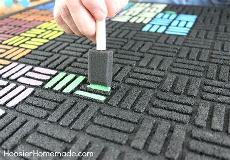 Creative Doormats by Creative Door Mats You Can Make Yourself Decorating Your