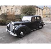 1951 Alvis Ta21 For Sale  Classic Cars UK
