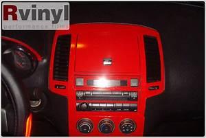 Dash Kit Decal Auto Interior Trim For Nissan Altima 2005