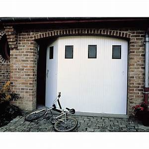 Porte garage coulissante pvc obasinccom for Porte de garage pvc blanc