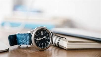 Diary Close Wristwatch Books Desktop