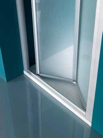 porta doccia samo box doccia a nicchia con piatto con porte a soffietto