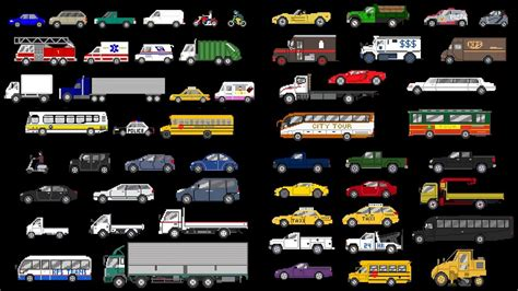 Street Vehicles Collection