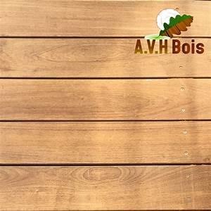 Lame De Bois Pour Terrasse : lame de terrasse ipe terrasse bois exotique ipe 20 x 140 mm ~ Melissatoandfro.com Idées de Décoration