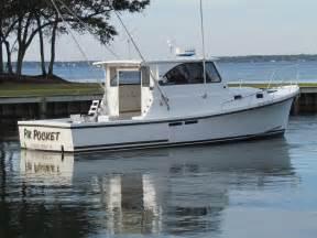 jc casco bay pilot house express  custom  hull