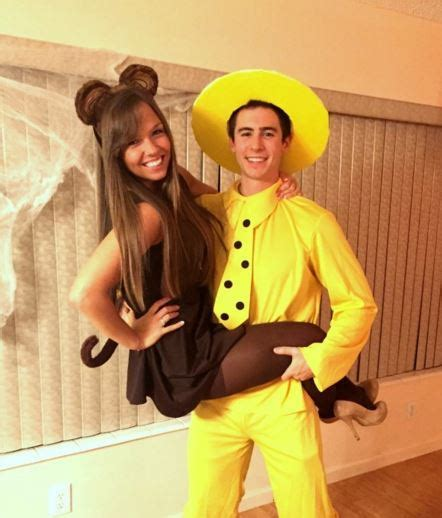 DIY Funny Clever and Unique Couples Halloween Costume Ideas u2013 Dreaming in DIY