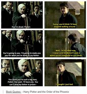 harry potter, d... Drarry Book Quotes