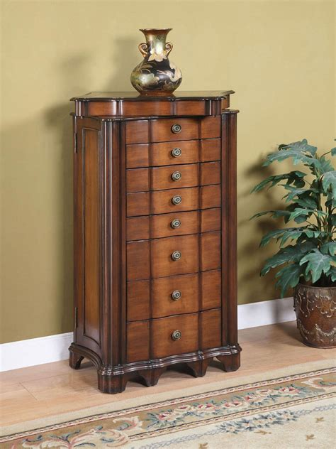 jewelry armoire plans