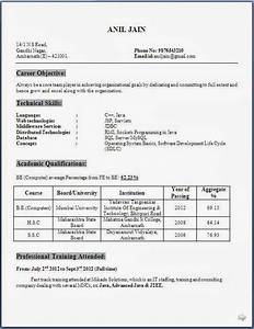resume templates With computer engineering resume