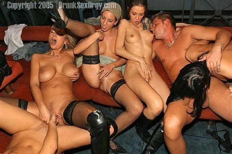 Drunksexorgy Wild Sexparty Lots Of Drunk Lesbian Fun