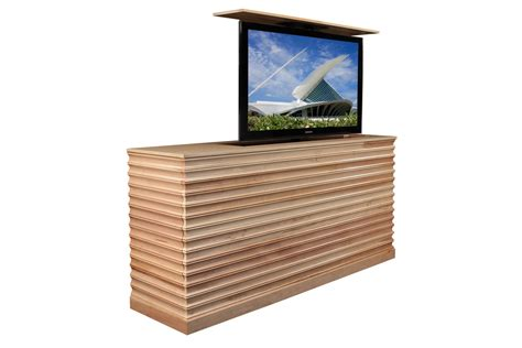 tv lift cabinets for flat screens modern tv lift cabinet mf cabinets