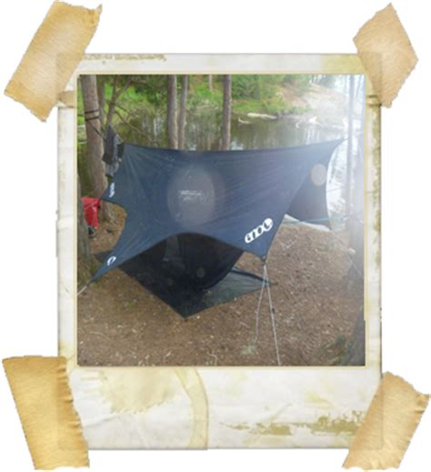 Eno One Link Hammock Shelter System by Eno Onelink Shelter System Gear Review The Paddle Junkie