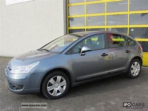 Citroen C4 Berline : 2007 citroen c4 berline 1 6 16v image ecc cruise lmv year 2007 car photo and specs ~ Gottalentnigeria.com Avis de Voitures