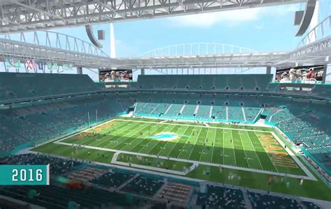 sun life stadium renovations upgrade  bad seats
