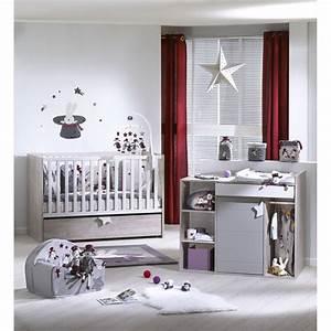 Chambre Complete De Bébé : chambre b b duo nova lit commode de sauthon meubles sur allob b ~ Teatrodelosmanantiales.com Idées de Décoration