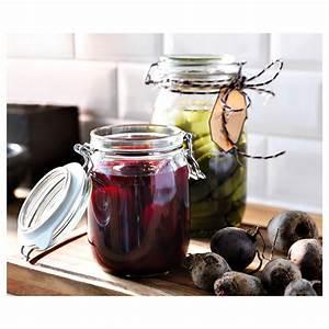 Pot En Verre Ikea : finest ikea bocaux en verre with ikea bocaux en verre ~ Teatrodelosmanantiales.com Idées de Décoration