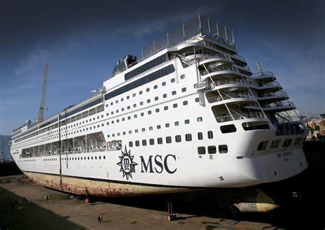MSC Armonia Cut In Two! U2013 MSC Cruises Renaissance Project | CruiseMiss Cruise Blog