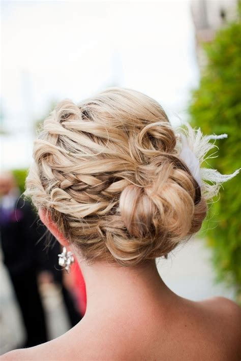 Pretty Updo Hairstyles by 20 Pretty Braided Updo Hairstyles Popular Haircuts