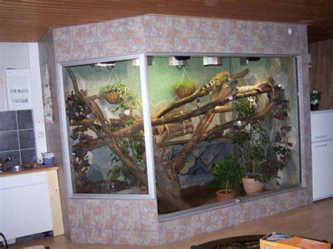 materiel pour fabriquer un terrarium pour iguane