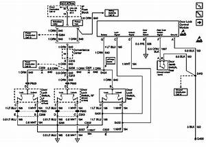 96 C1500 Door Lock Wiring Diagram