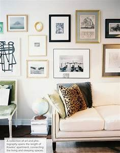 marvelous mondays gallery wall inspiration em for With interior design wall of frames