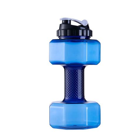 The pet water fountain features 2l capacity and it's suitable for cats, dogs, birds, and other pets of various sizes. China Customized 2.2L PET Dumbbell Sport Drink Water ...