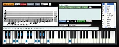 Chords Guitar Piano Chord Chart Colors Major