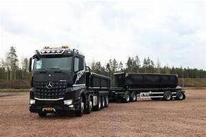 Mercedes-benz Arocs Kasettiyhdistelm U00e4
