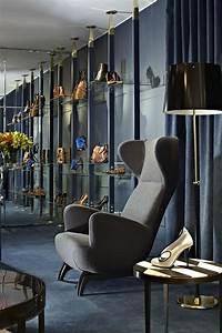Sergio Rossi Inaugura Un Nuovo Concept Store A Londra
