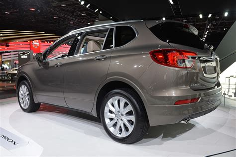 Buick Us by Buick Envision Model American Engineering Made In China