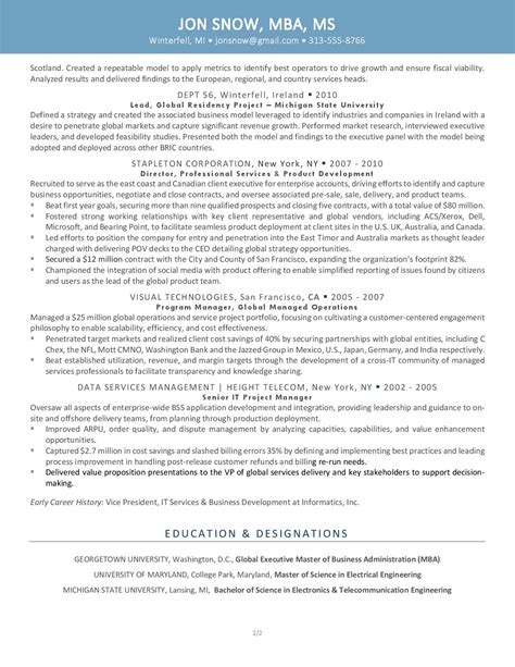 Sles Of Resumes by Sles Executive Resume Services