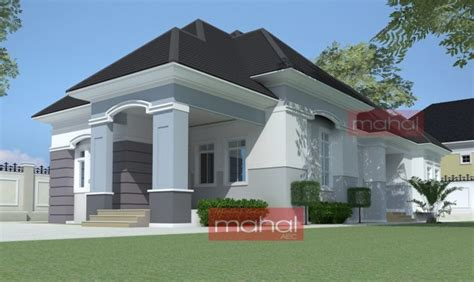Smart Placement Big Pretty Mansions Ideas by Bungalow Home Plans Nigeria Further House House Plans