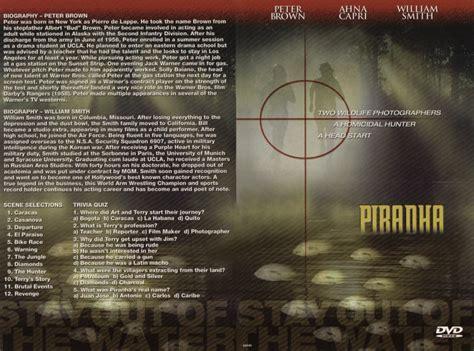 Piranha, Piranha (1972