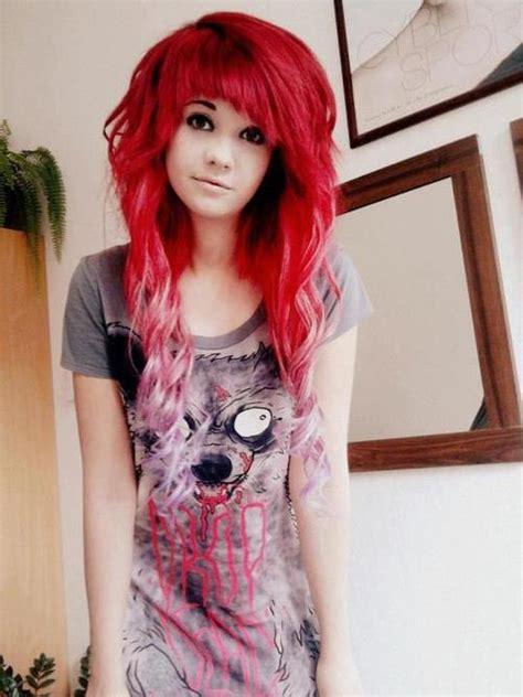 Emo Lifestyle Emo Girl Red Hair