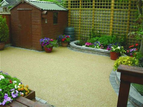 resin bonded patios north wales call tiny patio gardens