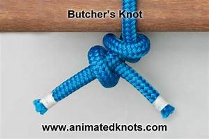 Butchers Knot Diagram