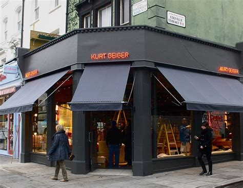 victorian awnings  londons leading shops  retailers  original victorian awning company