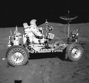 July 31, 1971: Astronauts Drive on the Moon | WIRED