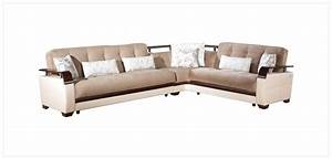 natural sectional naomi light brown buy online at best With natural sectional sofa sleeper