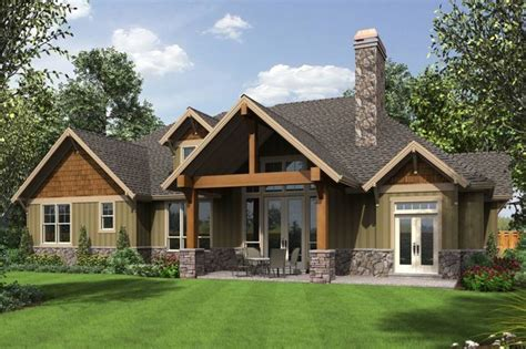 Craftsman Style House Plan 3 Beds 2 5 Baths 2735 Sq/Ft