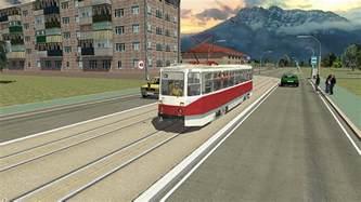 russian tram simulator  gameplay android youtube