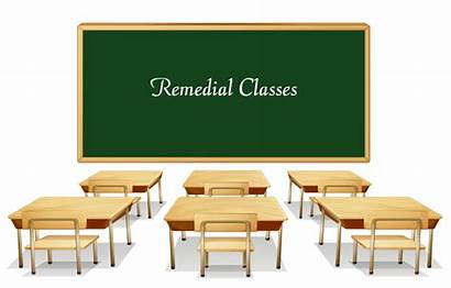 Remedial Classes Students Program
