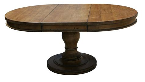 Round Kitchen Table With Leaf Custom Round Dining Tables