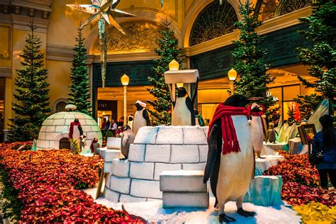 15 things to do for christmas in las vegas