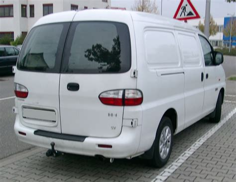 Hyundai H100 Wallpapers by Hyundai H1 Starex 11 Seater