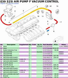 E39 M52 Owners  Please Check Your Realoem Diagrams Against