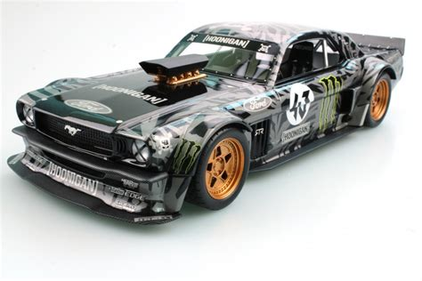 See the lineup of powerful engines, horsepower & performance that invoke a deep sense of reverence, excitement & spirit. Top Marques Collectibles Ford Mustang 1965 Hoonigan, 1:18 ...