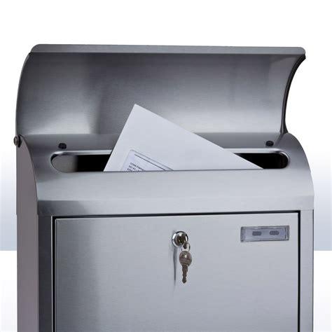 www briefkasten de briefkasten wandbriefkasten mailand mit zeitungsrolle