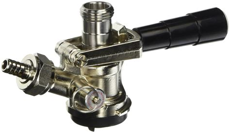 Perlick Faucet Uk by Kegco Kc Kt85d L Keg Coupler D System Tap Lever